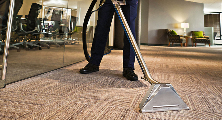 Office Carpet Cleaning Tips